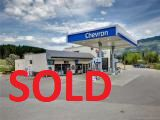 Photo 1: Gas station with Liquor store in Sorrento: Business with Property for sale : MLS®# 10184554