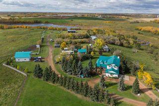 Photo 1: 49260 RGE RD 224: Rural Leduc County House for sale : MLS®# E4186545