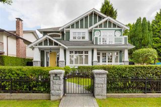 """Photo 1: 3976 MCGILL Street in Burnaby: Vancouver Heights House for sale in """"VANCOUVER HEIGHTS"""" (Burnaby North)  : MLS®# R2470783"""