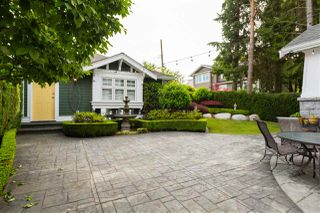 """Photo 32: 3976 MCGILL Street in Burnaby: Vancouver Heights House for sale in """"VANCOUVER HEIGHTS"""" (Burnaby North)  : MLS®# R2470783"""