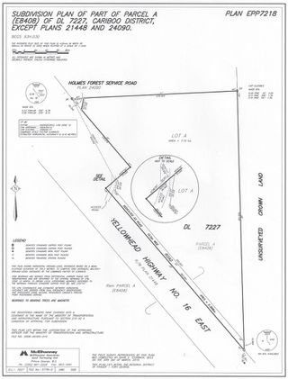 Photo 10: LOT A 16 Highway in McBride: McBride - Rural West Land for sale (Robson Valley (Zone 81))  : MLS®# R2496827