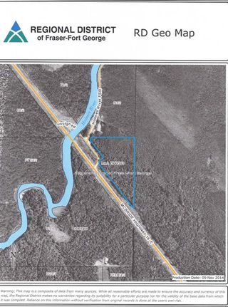 Photo 12: LOT A 16 Highway in McBride: McBride - Rural West Land for sale (Robson Valley (Zone 81))  : MLS®# R2496827