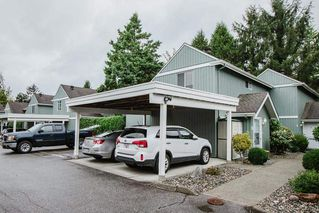 Photo 1: 11 12334 224 STREET in Maple Ridge: East Central Townhouse for sale : MLS®# R2502763