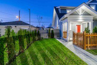 Photo 33: 2249 E 35 Avenue in Vancouver: Victoria VE 1/2 Duplex for sale (Vancouver East)  : MLS®# R2515347