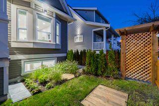 Photo 40: 2249 E 35 Avenue in Vancouver: Victoria VE 1/2 Duplex for sale (Vancouver East)  : MLS®# R2515347