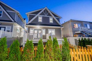 Photo 39: 2249 E 35 Avenue in Vancouver: Victoria VE 1/2 Duplex for sale (Vancouver East)  : MLS®# R2515347