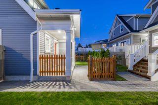 Photo 35: 2249 E 35 Avenue in Vancouver: Victoria VE 1/2 Duplex for sale (Vancouver East)  : MLS®# R2515347