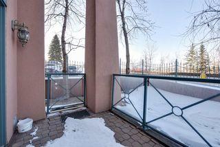 Photo 20: 101 10855 SASKATCHEWAN Drive in Edmonton: Zone 15 Condo for sale : MLS®# E4224908