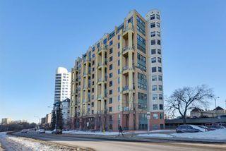 Photo 2: 101 10855 SASKATCHEWAN Drive in Edmonton: Zone 15 Condo for sale : MLS®# E4224908