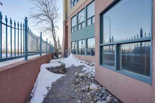 Photo 18: 101 10855 SASKATCHEWAN Drive in Edmonton: Zone 15 Condo for sale : MLS®# E4224908