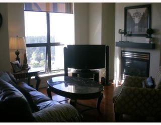 "Photo 4: 2403 4333 CENTRAL Boulevard in BURNABY: Metrotown Condo for sale in ""PRESIDIA"" (Burnaby South)  : MLS®# V788979"