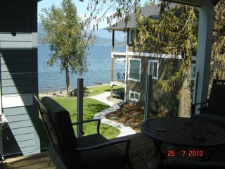 Photo 7: #1; 1541 Blind Bay Road in Sorrento: Waterfront Residential Detached for sale (Blind Bay)