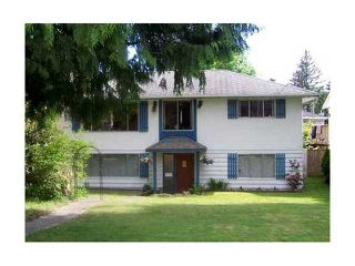 Photo 1: 823 W 21ST ST in North Vancouver: Hamilton Heights House for sale : MLS®# V862372