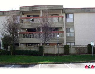 "Photo 1: 117 32850 GEORGE FERGUSON Way in Abbotsford: Central Abbotsford Condo for sale in ""Abbotsford Place"" : MLS®# F2809546"