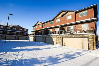 Photo 22: 70 301 PALISADES Way: Sherwood Park Townhouse for sale : MLS®# E4180039