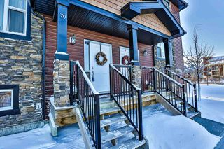 Photo 3: 70 301 PALISADES Way: Sherwood Park Townhouse for sale : MLS®# E4180039