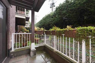 Photo 9: 107 1655 NELSON Street in Vancouver: West End VW Condo for sale (Vancouver West)  : MLS®# R2422833