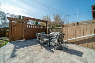 Photo 33: 812 Garwood Avenue in Winnipeg: Crescentwood Residential for sale (1B)  : MLS®# 202010663