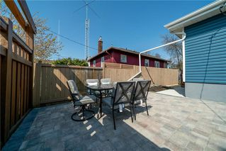 Photo 34: 812 Garwood Avenue in Winnipeg: Crescentwood Residential for sale (1B)  : MLS®# 202010663