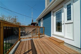 Photo 37: 812 Garwood Avenue in Winnipeg: Crescentwood Residential for sale (1B)  : MLS®# 202010663