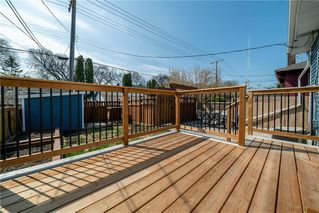 Photo 38: 812 Garwood Avenue in Winnipeg: Crescentwood Residential for sale (1B)  : MLS®# 202010663