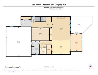 Photo 9: 168 ASCOT CR SW in Calgary: Aspen Woods House for sale : MLS®# C4268023