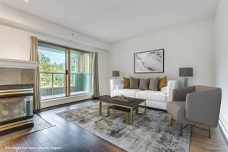 "Photo 10: 406 285 NEWPORT Drive in Port Moody: North Shore Pt Moody Condo for sale in ""THE BELCARRA"" : MLS®# R2466431"