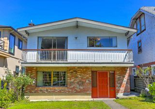 Main Photo: 3429 FRANKLIN Street in Vancouver: Hastings Sunrise House for sale (Vancouver East)  : MLS®# R2479100