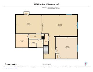 Photo 15: 10543 30 Avenue N in Edmonton: Zone 16 House for sale : MLS®# E4217273