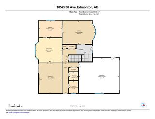 Photo 13: 10543 30 Avenue N in Edmonton: Zone 16 House for sale : MLS®# E4217273