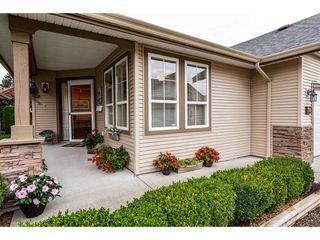 "Photo 2: 13 45819 STEVENSON Road in Chilliwack: Sardis East Vedder Rd Townhouse for sale in ""Villas at Sardis Park"" (Sardis)  : MLS®# R2507353"
