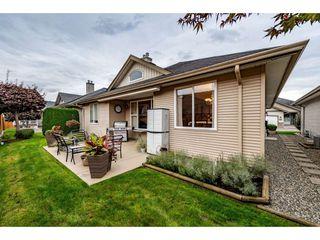 "Photo 38: 13 45819 STEVENSON Road in Chilliwack: Sardis East Vedder Rd Townhouse for sale in ""Villas at Sardis Park"" (Sardis)  : MLS®# R2507353"