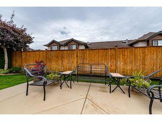 "Photo 34: 13 45819 STEVENSON Road in Chilliwack: Sardis East Vedder Rd Townhouse for sale in ""Villas at Sardis Park"" (Sardis)  : MLS®# R2507353"