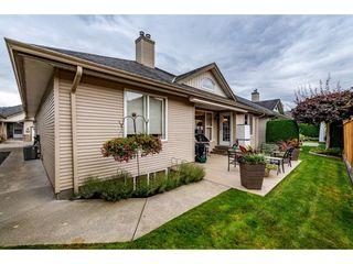 "Photo 40: 13 45819 STEVENSON Road in Chilliwack: Sardis East Vedder Rd Townhouse for sale in ""Villas at Sardis Park"" (Sardis)  : MLS®# R2507353"