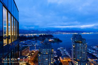Photo 21: 620 Cardero Street in Vancouver: Coal Harbour Condo for rent : MLS®# AR141