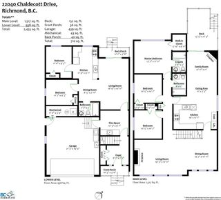 Photo 21: 22040 CHALDECOTT Drive in Richmond: Hamilton RI House for sale : MLS®# R2528415