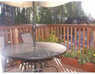 """Photo 7: 134 2000 PANORAMA DR in Port Moody: Heritage Woods PM Townhouse for sale in """"MOUNTAINS EDGE"""" : MLS®# V558290"""