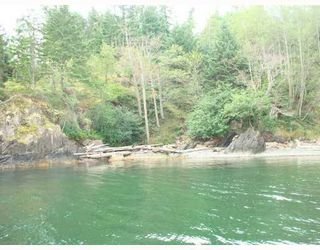 "Photo 2: # LT 34 BRIGADE BAY BB in Gambier Harbour: Gambier Island Land for sale in ""BRIGADE BAY, GAMBIER ISLAND"" (Islands-Van. & Gulf)  : MLS®# V794480"
