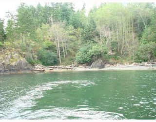 "Photo 4: # LT 34 BRIGADE BAY BB in Gambier Harbour: Gambier Island Land for sale in ""BRIGADE BAY, GAMBIER ISLAND"" (Islands-Van. & Gulf)  : MLS®# V794480"