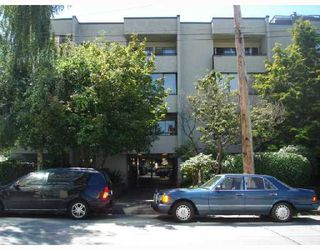 "Photo 1: 204 1830 ALBERNI Street in Vancouver: West End VW Condo for sale in ""GARDEN COURT"" (Vancouver West)  : MLS®# V663574"