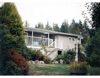 Main Photo: 22 1123 FLUME RD in Roberts_Creek: Roberts Creek Manufactured Home for sale (Sunshine Coast)  : MLS®# V312297