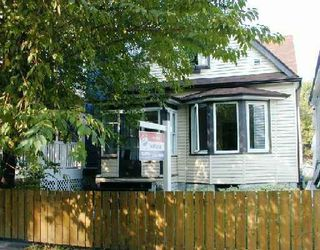 Main Photo: 512 Craig Street/Wolseley in Winnipeg: West End/Wolseley House/Single Family for sale (West Winnipeg)  : MLS®# 2615607