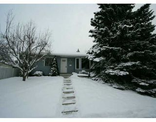 Photo 1:  in CALGARY: Varsity Acres Residential Detached Single Family for sale (Calgary)  : MLS®# C3248602
