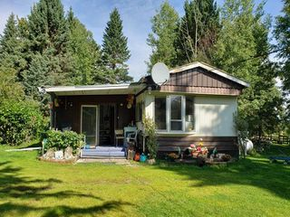 Main Photo: 50103 Range Road 75: Rural Brazeau County Manufactured Home for sale : MLS®# E4168559