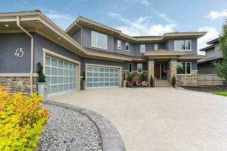 Photo 2: 45 WINDERMERE Drive in Edmonton: Zone 56 House for sale : MLS®# E4173011