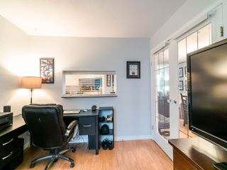 "Photo 16: 210 8450 JELLICOE Street in Vancouver: South Marine Condo for sale in ""THE BOARDWALK"" (Vancouver East)  : MLS®# R2406380"