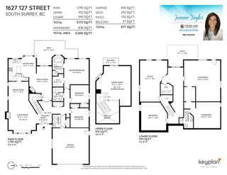 Photo 38: 1627 127 Street in Surrey: Crescent Bch Ocean Pk. House for sale (South Surrey White Rock)  : MLS®# R2480487
