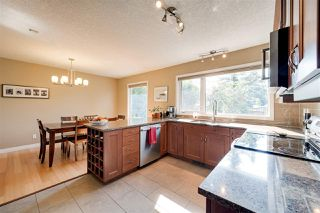 Photo 12: 12107 ASPEN Drive W in Edmonton: Zone 16 House for sale : MLS®# E4210250