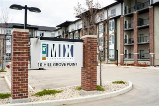 Photo 1: 204 10 Hill Grove Point in Winnipeg: Bridgwater Centre Condominium for sale (1R)  : MLS®# 202026193