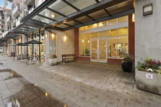 """Photo 2: 409 201 MORRISSEY Road in Port Moody: Port Moody Centre Condo for sale in """"LIBRA in SUTERBROOK"""" : MLS®# R2518990"""
